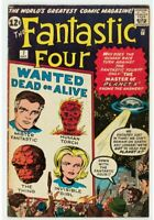 Fantastic Four #7 (Marvel, 1962) Condition: VG. First appearance of Kurrgo. .
