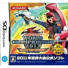 Used DS Yu-Gi-Oh! 5D's World Championship 2011: Over the Nexus Japan Import