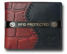 Gifts Wallet for Men Handmade Stylish RFID Protected Genuine Leather