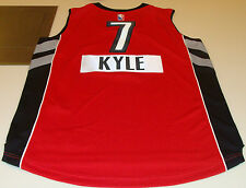 NBA Toronto Raptors Kyle Lowry Adidas Jersey Red Swingman Medium Special Edition
