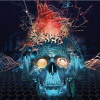 PAPA ROACH - THE CONNECTION  CD  13 TRACKS HEAVY METAL / HARD ROCK  NEU