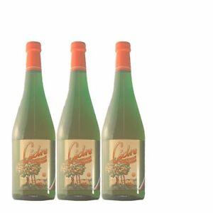 Cidre de la France -doux-  (3 x 0.75 l)