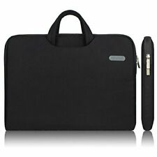 Arvok 17 17.3 Inch Water-resistant Canvas Fabric Laptop Sleeve with Handle &