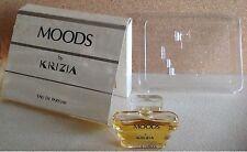 Miniature de parfum Moods de Krizia (EDP) 5ml plein avec boite