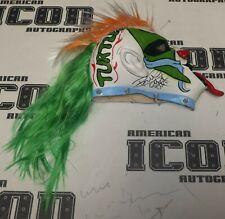 Psycho Clown Signed Latex Lucha Libre Mask BAS Beckett COA AAA Circus Autograph