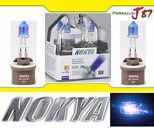 Nokya 8500k Arctic Purple 880 Nok7340 27W Fog light Bulb Replacement Halogen Fit