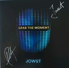 "NORWAY EUROVISION 2017 ENTRY JOWST "" GRAB THE MOMENT"" SIGNED PROMO CD"
