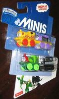 NEW! THOMAS & FRIENDS MINIS DC SUPER FRIENDS Bane Poison Ivy Raven Train Engines
