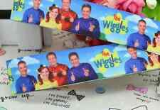 1 yard (90cm) THE WIGGLES 22mm Ribbon