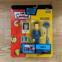 The Simpsons Legs WOS Action Figure Playmates - Brand New
