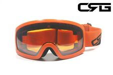 CRG Ski Snowboard ANTI-FOG DOUBLE LENS DOUBLE-LAYER FOAM Goggles T815S-27-10