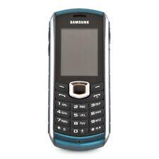 Samsung GT-B2710 blue Outdoorhandy Gebrauchtware akzeptabel neutral verpackt