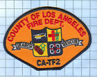 Fire Patch - LOS ANGELS COUNTY CA-TF2