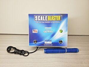 SCALE BLASTER SB MAX COMMERCIAL SALT FREE HARD WATER CONDITIONER DESCALER $595