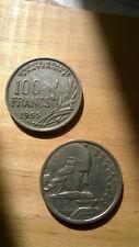 100 FRANCS COCHET 1955 B