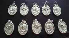 10x Holy Family charms Catholic Saint charm Vatican City medal medallion Italy