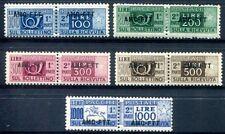 TRIEST A PAKET 1949 22-26 ** POSTFRISCH TADELLOS 444€(Z1673