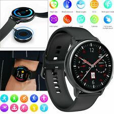 IP68 Smart Watch ECG Heart Rate Blood Pressure Oxygen Fitness Tracker Bracelet