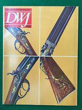 Rivista/Magazine (GER) DWJ Deutsches Waffen Journal n.1 Januar (1986) armi