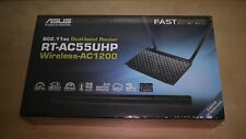 Asus RT-AC55UHP Dual-Band Wireless AC1200 Gigabit Network Router with USB