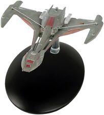STAR TREK STARSHIPS COLLECTION ISSUE 41 KLINGON RAPTOR SHIP EAGLEMOSS MODEL