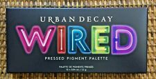 Urban Decay WIRED Pressed Pigment Eyeshadow Makeup Palette - NIB Authentic!