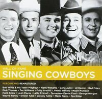 VINTAGE COUNTRY D/Remaster CD ~TEX RITTER~HANK WILLIAMS~SNOW~GENE AUTRY ++ *NEW*