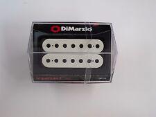 DiMarzio Imperium 7 String Neck Humbucker White W/Black Poles DP 715