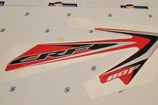 NOS Honda OEM 87126-GFW-A31ZA DECAL,STRIPE RIGHT TANK SHROUD CRF80F 2011-2013