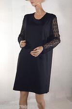 Robe noire WOMEN ONLY grande  taille 4 ref 0616237
