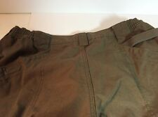 Mens 5 11 Tactical Cargo Pants 38 x 32 Dark Green  Style 74251 100% Cotton