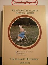 Toys from the Tales of Beatrix Potter, Margaret Hutchings HB Book