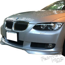 07-09 PAINTED BMW 3 SERIES E92 COUPE OE FRONT BUMPER SPLITTER 328i