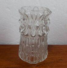 Lampenschirm aus Glas, ca. 14 cm, typisch 50er Jahre