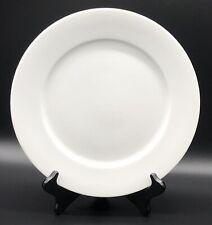 """VTG BLOCK SPAL """"LISBOA WHITE"""" 10 5/8"""" Dinner Plate - Portugal (3 Available)"""