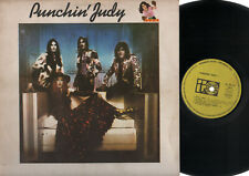 LP PUNCHIN' JUDY MADE IN ITALY 1974 TRANSATLANTIC RECORDS TRA 272 GLAM ROCK