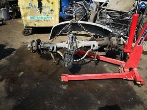 Mercedes Sprinter 2000-06 Rear Axle 6 Stud Twin Wheel 34:7 A9043505300 Ref 161