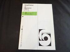 Original Service Manual Correction Bang Olufsen CD CDM 12