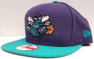 New Era Charlotte Hornets 9Fifty City Edition Bonnet r/églable /à Clipser