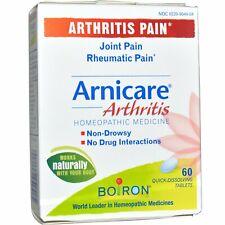 Boiron, Arnicare, Arthritis , 60 Quick-Dissolving Homeopathic Tablets