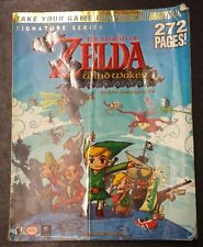 The Legend of Zelda Wind Waker BradyGames Official Strategy Guide GameCube