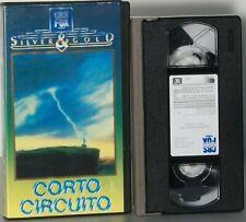 CORTO CIRCUITO VHS Film