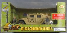 Ultimate Soldier US M1025 Command Vehicle by 21st Century Toys 1/18 Scale