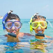 Snorkel Mask - Diving Mask - Single Lens Frameless diving mask Perfect for Scuba