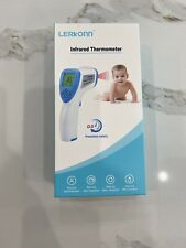 Lerkonn Infrared Thermometer Non Contact  LRC-168A NEW FDA approved