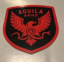 AGUILA AMMUNITION STICKER BIRD SHOOTING RIFLE GUN AMMO L@@K