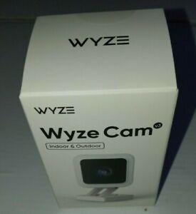 Wyze Cam v3 Indoor and Outdoor Security Camera WYZEC3
