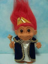 "KING  - 5"" Russ Troll Doll - NEW IN ORIGINAL WRAPPER"