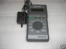 BlackBox TS630A SCAN-LAN 180 Cable Scanner w/ AC Adapter
