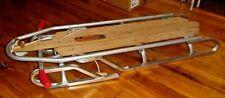 Vintage Aluminum Duralite Racer Snow Sled - Pickup In Denver Pennsylvania 17517